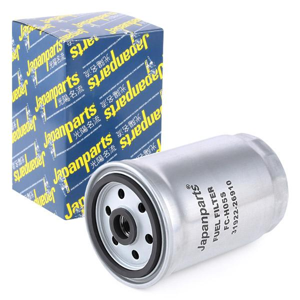 Inline fuel filter JAPANPARTS FC-H05S expert knowledge