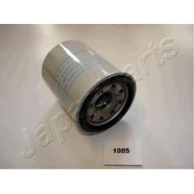 2009 Nissan Note E11 1.6 Oil Filter FO-198S
