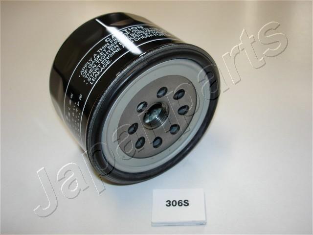 JAPANPARTS  FO-306S Ölfilter Ø: 101,4mm, Länge: 84,3mm, Länge: 84,3mm