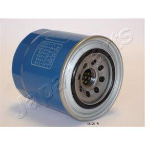 Filtro de aceite FO-321S SPORTAGE (K00) 2.0 TD 4WD ac 2002