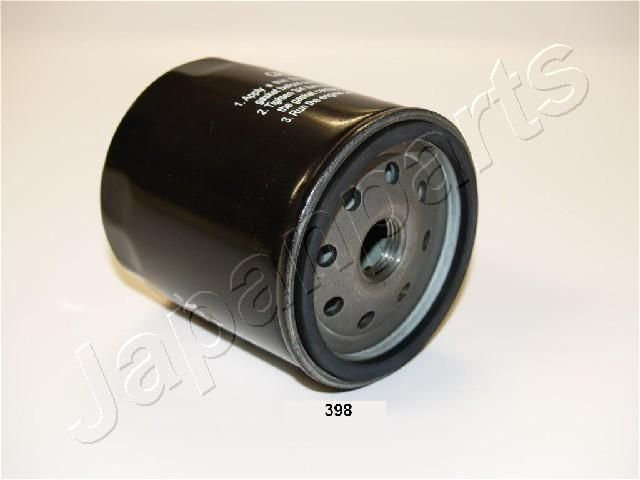 Filter JAPANPARTS FO-398S Bewertung