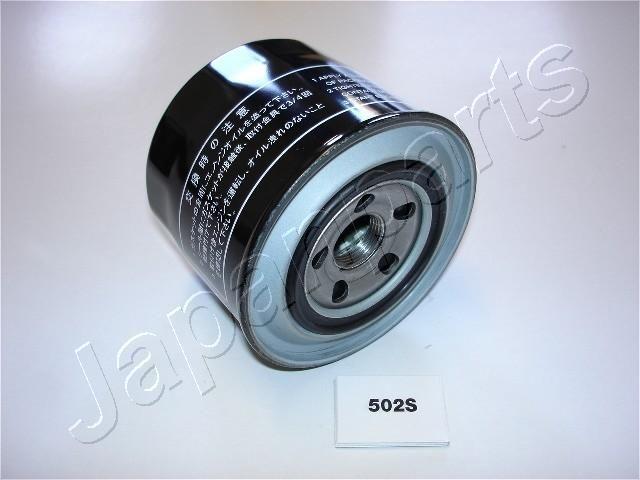 JAPANPARTS  FO-502S Ölfilter Ø: 90mm, Länge: 81mm, Länge: 81mm