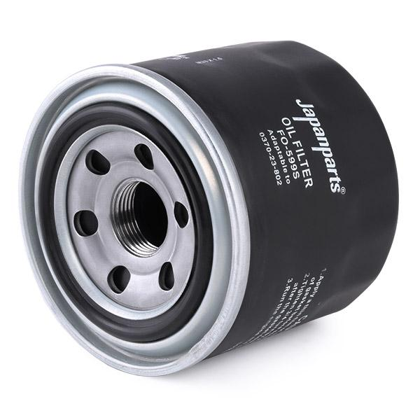 Oil Filter JAPANPARTS FO-599S 8033001062663