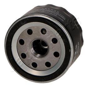 Oil Filter Ø: 76mm, Length: 57mm, Length: 57mm with OEM Number 16510 84A11 000