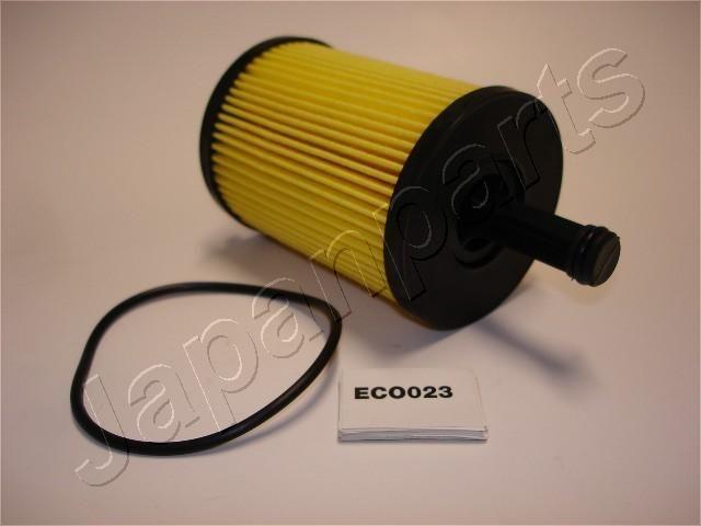 JAPANPARTS  FO-ECO023 Filtro de aceite Ø: 71,4mm, Diám. int.: 29,4mm, Diám. int. 2: 23mm, Long.: 141mm, Long.: 141mm