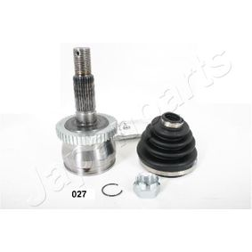 JAPANPARTS  GI-027 Gelenksatz, Antriebswelle Außenverz.Radseite: 27, Innenverz. Radseite: 32, Zähnez. ABS-Ring: 48