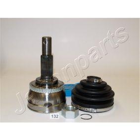 JAPANPARTS  GI-132 Gelenksatz, Antriebswelle Außenverz.Radseite: 29, Innenverz. Radseite: 25, Zähnez. ABS-Ring: 44