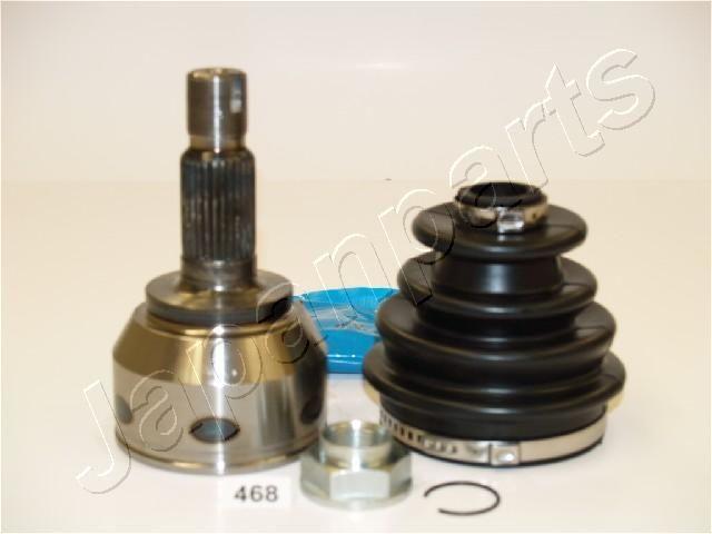 JAPANPARTS  GI-468 Gelenksatz, Antriebswelle Außenverz.Radseite: 28, Innenverz. Radseite: 23