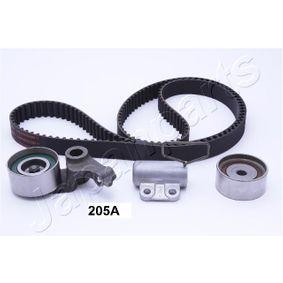 Timing Belt Set KDD-205A RAV 4 II (CLA2_, XA2_, ZCA2_, ACA2_) 2.0 D 4WD (CLA20_, CLA21_) MY 2003
