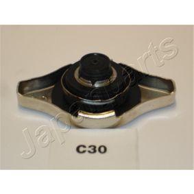 Tapa, radiador Ø: 43,5mm con OEM número 1647551010