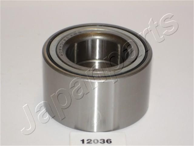 JAPANPARTS  KK-12036 Juego de cojinete de rueda Ø: 74mm, Diám. int.: 40mm