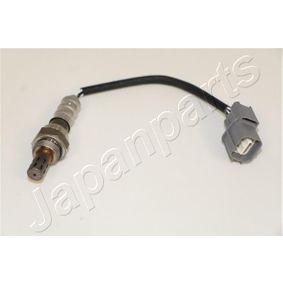 Lambdasonde Kabellänge: 150mm mit OEM-Nummer 36531-PRA-G01