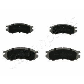 Bremsbelagsatz, Scheibenbremse Höhe: 50,3mm, Dicke/Stärke: 15,5mm mit OEM-Nummer D1060-0N685