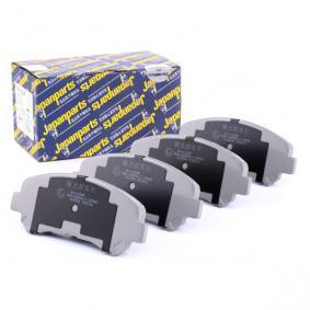 Brake Pad Set, disc brake Article № PA-123AF £ 140,00