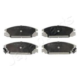 Brake Pad Set, disc brake Article № PA-424AF £ 140,00