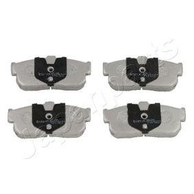 Bremsbelagsatz, Scheibenbremse Höhe: 47,2mm, Dicke/Stärke: 16,2mm mit OEM-Nummer AY060 NS015