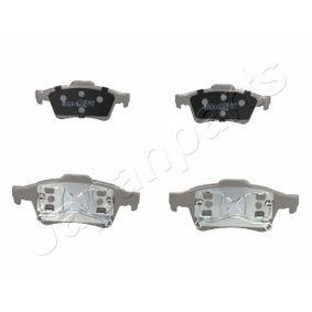 Bremsbelagsatz, Scheibenbremse Höhe: 52mm, Dicke/Stärke: 16,4mm mit OEM-Nummer 30742031