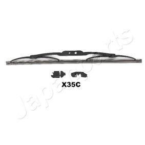 2011 Citroen C3 Mk1 1.4 HDi Wiper Blade SS-X35C