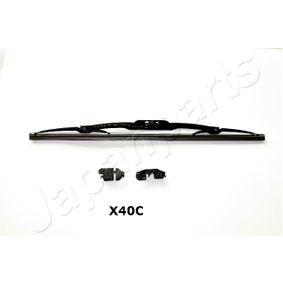 Nebelschlussleuchte VW PASSAT Variant (3B6) 1.9 TDI 130 PS ab 11.2000 JAPANPARTS Wischblatt (SS-X40C) für