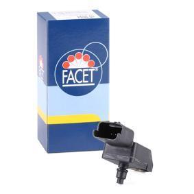 Sensore pressione aria, Aggiustaggio altimetrico (10.3034) per per Sensore / Sonda CITROËN C3 I (FC_) 1.4 16V HDi dal Anno 02.2002 90 CV di FACET