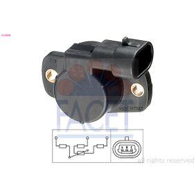 Sensor, throttle position 10.5096 PANDA (169) 1.2 MY 2020