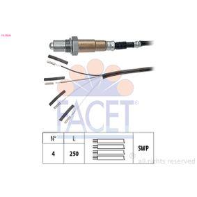 Lambdasonde Kabellänge: 250mm mit OEM-Nummer LF6818861B