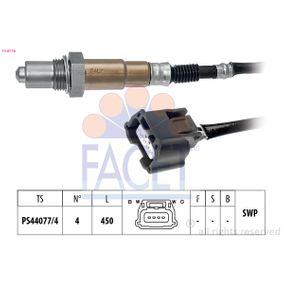 Lambdasonde Kabellänge: 450mm mit OEM-Nummer 226A0-1KT0A