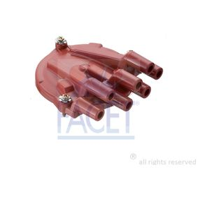 Zündverteilerkappe Made in Italy - OE Equivalent mit OEM-Nummer 126992-0