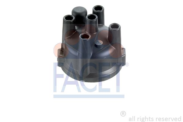 FACET  2.8303/1 Distributor Cap Made in Italy - OE Equivalent