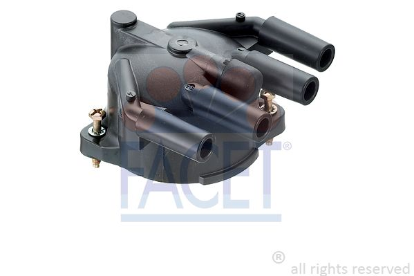 FACET  2.8322/69 Zündverteilerkappe Made in Italy - OE Equivalent