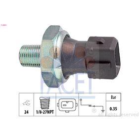 Датчик за налягане на маслото 7.0091 800 (XS) 2.0 I/SI Г.П. 1999