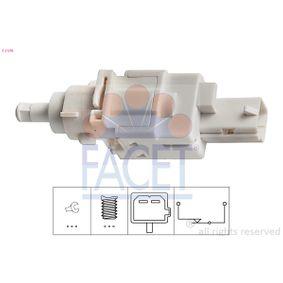Brake Light Switch 7.1179 PUNTO (188) 1.2 16V 80 MY 2006