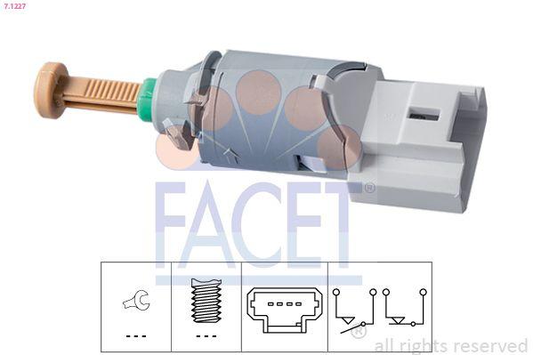 Image of FACET Interruttore luce freno 8012510025864