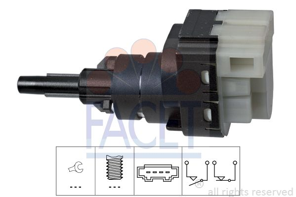 Image of FACET Interruttore luce freno 8012510022382