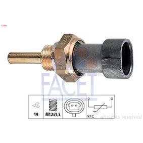 Sensor de Presión de Aceite DAEWOO LANOS (KLAT) 1.5 de Año 05.1997 86 CV: Sensor, temperatura del aceite (7.3098) para de FACET