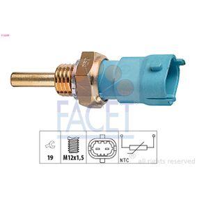 Sensore, Temperatura olio con OEM Numero 5341 391