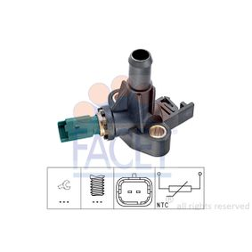Sensor, coolant temperature 7.3318 PANDA (169) 1.2 MY 2006
