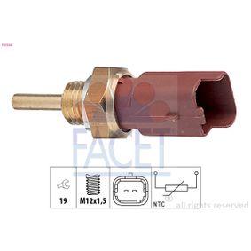 Sensore, Temperatura refrigerante con OEM Numero 55 190 791