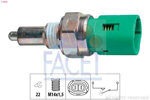 Image of FACET Interruttore, Luce di retromarcia 8012510045664