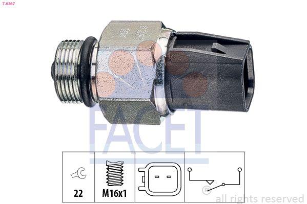 Image of FACET Interruttore, Luce di retromarcia 8012510024720