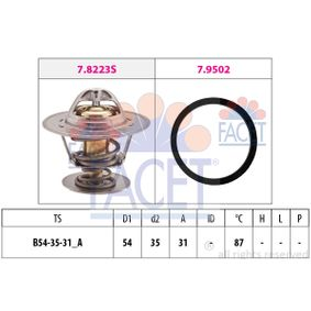 Thermostat, Kühlmittel D1: 54mm, D2: 35mm mit OEM-Nummer 6176366