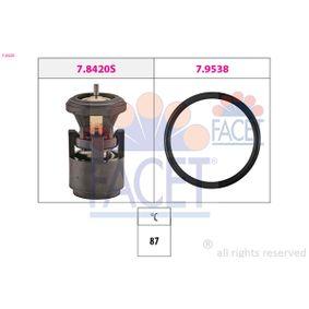 Thermostat, Kühlmittel mit OEM-Nummer 032.121.110B