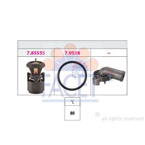 Thermostat, coolant 7.8562K POLO (9N_) 1.4 MY 2003