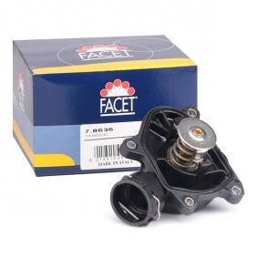 Thermostat, Kühlmittel 7.8636 3 Touring (E46) 320d 2.0 Bj 2002