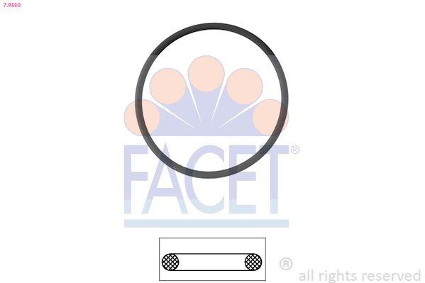 Image of FACET Guarnizione, Termostato 8012510282014