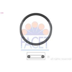 FACET Dichtung, Thermostat 7.9590 für AUDI A4 (8E2, B6) 1.9 TDI ab Baujahr 11.2000, 130 PS