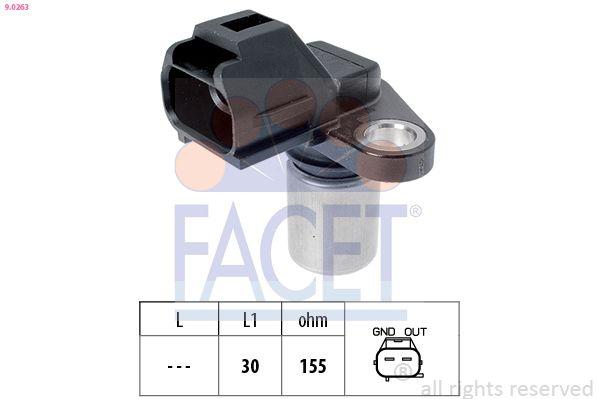 Image of FACET Generatore di impulsi, Albero a gomiti 8012510125090