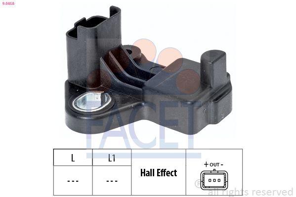 Image of FACET Generatore di impulsi, Albero a gomiti 8012510026595