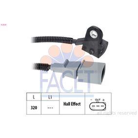 Sensor, posición arbol de levas Long. cable: 320mm con OEM número 03G 957 147B