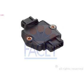 FACET Schaltgerät, Zündanlage 9.4051 für AUDI 80 (8C, B4) 2.8 quattro ab Baujahr 09.1991, 174 PS